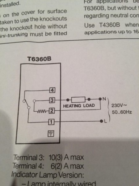 Honeywell Wiring Guide