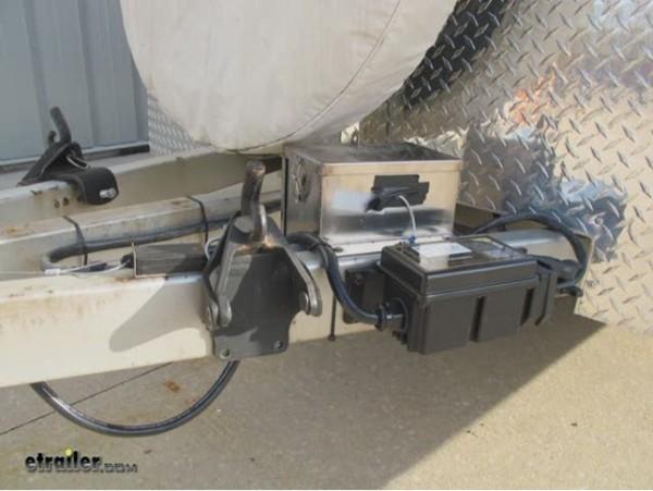 Hopkins Trailer Breakaway Kit Battery Charger Installation Video