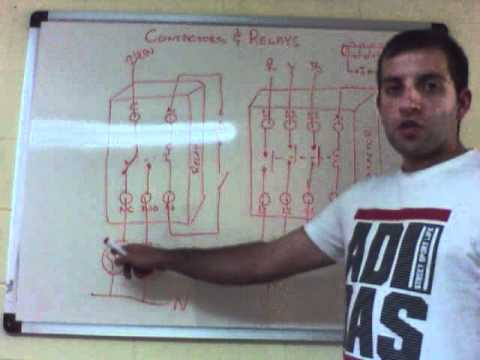 How Contactors And Relays Work