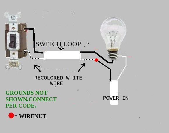 How To Add A Ground Wire To A Light Switch