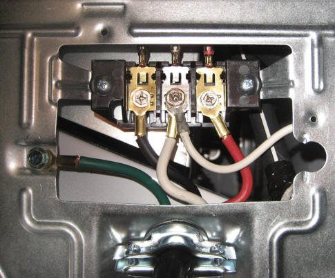 Maytag Dryer 4 Wire Hookup