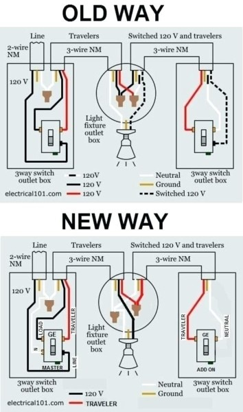 Changing A 3 Way Switch To Single Pole