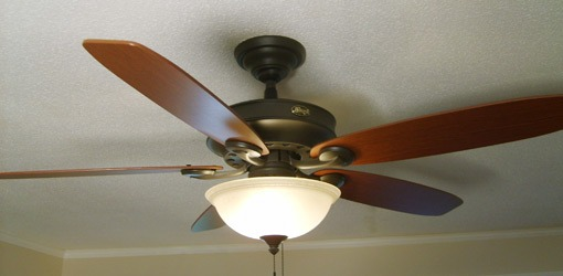 How To Heat — Or Cool — Your Home With A Ceiling Fan