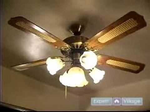 How To Install Ceiling Fans   How To Turn On The Power & Test A