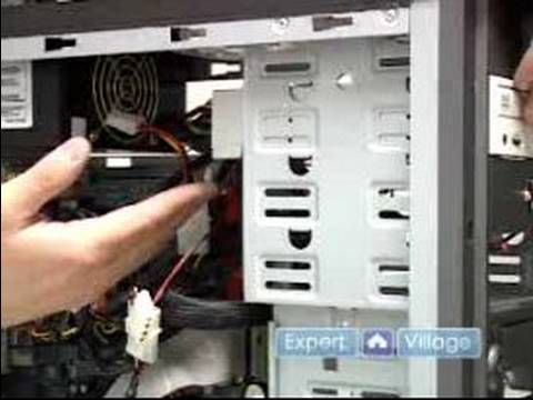 How To Install Internal Hard Drives   How To Connect Cd Dvd Rom