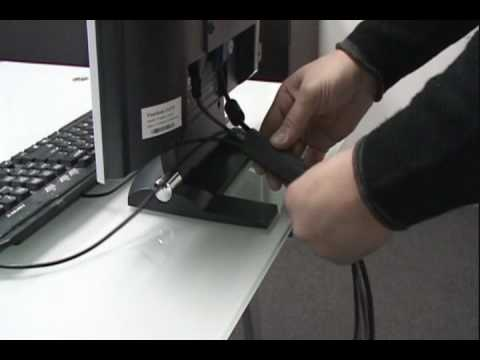 How To Organize Messy Computer Cords With Cable Station (writable