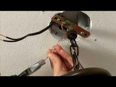 How To Update A Light Fixture