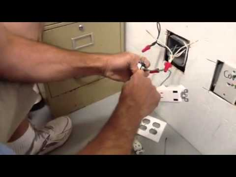How To Usb Wall Outlet Installation