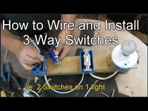 How To Wire And Install 3