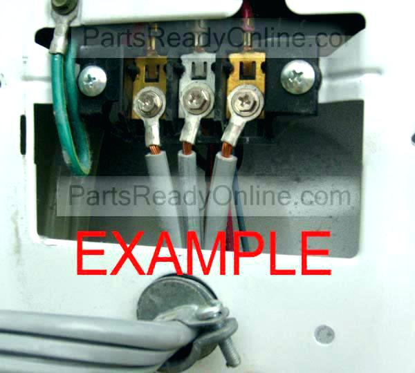 How To Wire Dryer Cord Dryer Outlet Wiring Installing Dryer Cord