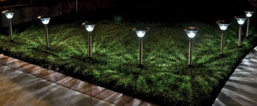 Illuminating The Garden Will Add Another Measurement To Your Home