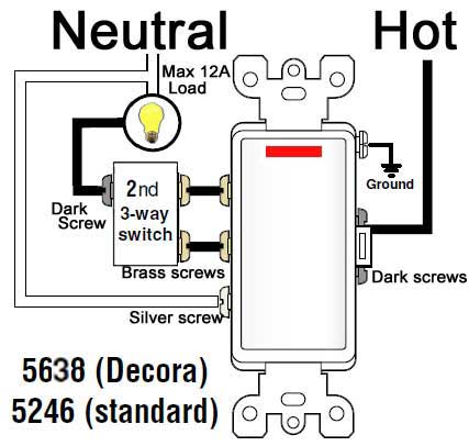Images Of Pilot Light Switch Wiring Diagram Wire
