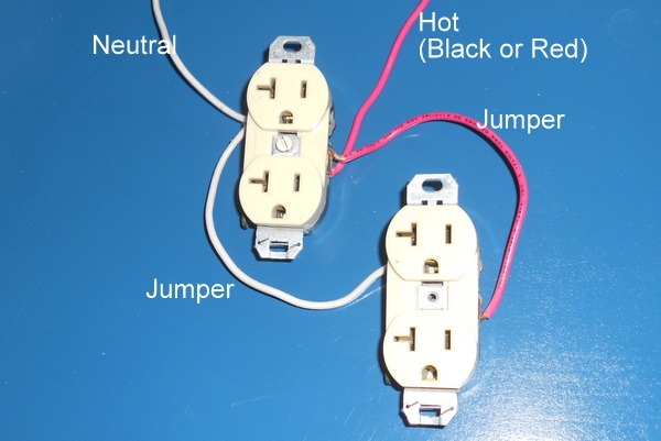 How To Wire A 4 Plug Outlet