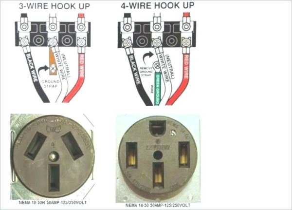 Installing Dryer Cord 3 Prong Dryer Cord Wire Plug 4 Adapter