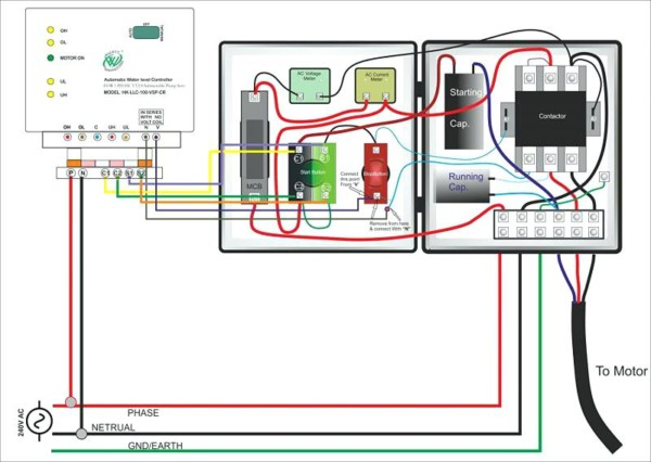 Installing Submersible Well Pump Timer Wiring Diagram Rig Rite