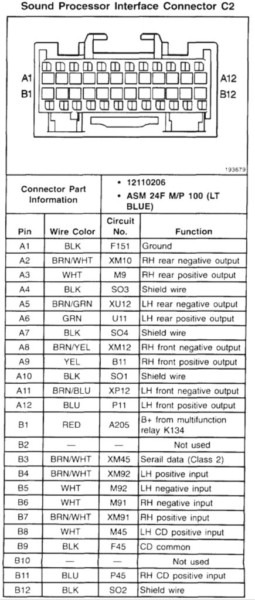 Kdc 152 Wiring Diagram