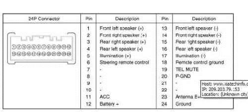 Kia Sportage Wiring Diagram