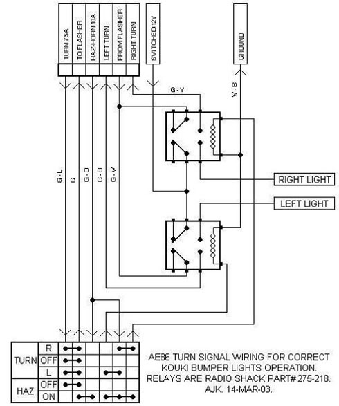 Incredible Ae86 Headlight Wiring Diagram Wiring Cloud Hisonuggs Outletorg