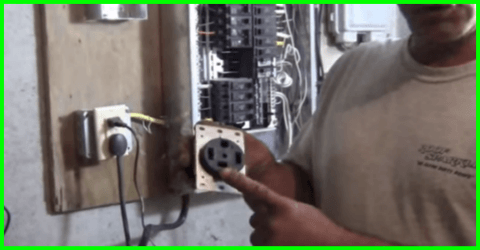 Let's Install A 220v Power Outlet