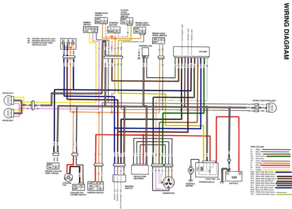 Ltr450 Wiring Diagram