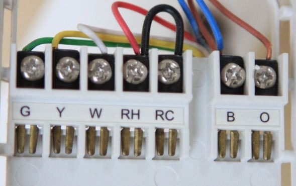Luxpro Thermostat Wiring