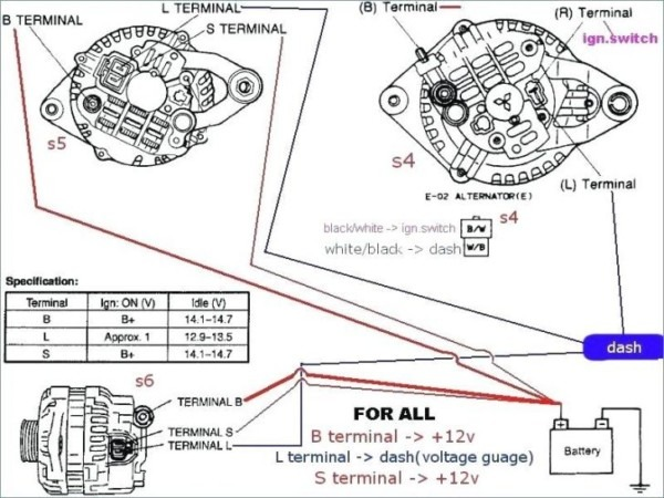 Mazda 3 Alternator Wiring 2005 Diagram 2007 How To Disconnect