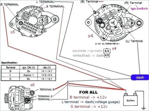 Mazda 3 Alternator Wiring 2005 Diagram 2007 How To Disconnect