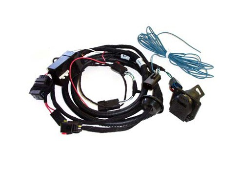 Mopar Oem Jeep Liberty Trailer Tow Wiring Harness Kit