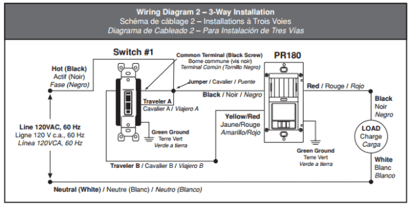 How Does A 3 Way Dimmer Switch Work
