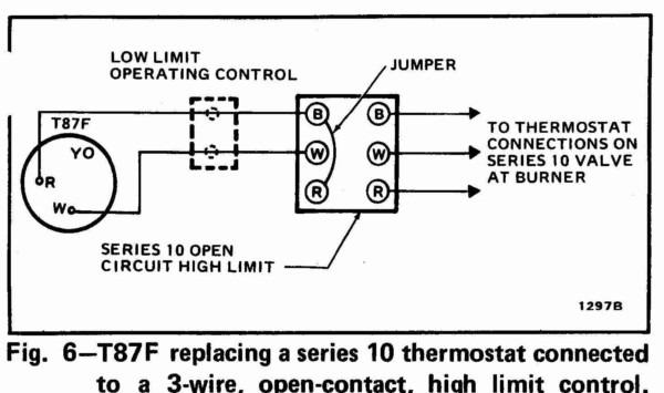 Thermostat Wiring Schematic