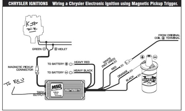 Msd 6btm Wiring Diagram