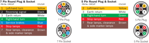 Diagram Diagram 7 Pin Trailer Color Full Version Hd Quality Trailer Color Diagramhaasez Abacusfirenze It