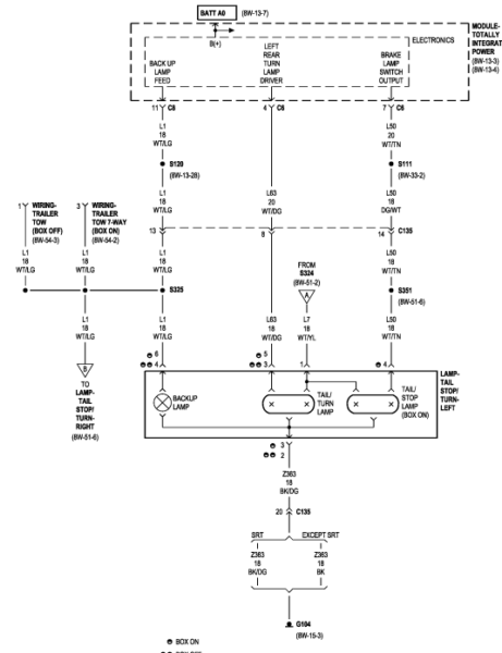 2017 Ram 2500 Wiring Diagram