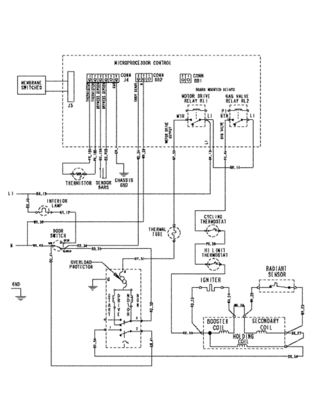 Neptune Dryer Wiring Diagram