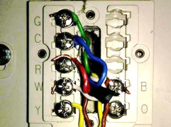 No Power At Thermostat