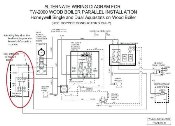 Oil Burner Thermostat Wiring