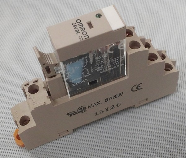 Omron Relay Model G2r