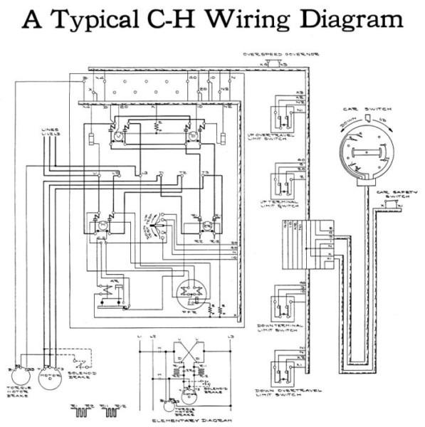 Terrific Otis Wiring Diagram Diagram Data Schema Wiring 101 Cranwise Assnl