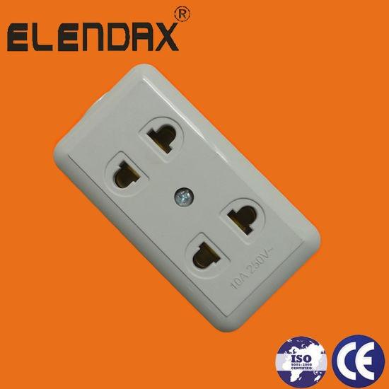 pc_material_2_way_plug_socket_for_south_3  Gang Outlet Wiring Diagram V on 24v transformer switch, multiple plug, transformer midway, breaker box,