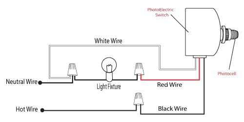 Photoelectric Wiring Diagram