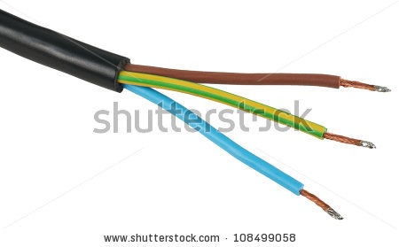 Power Cable Wiring