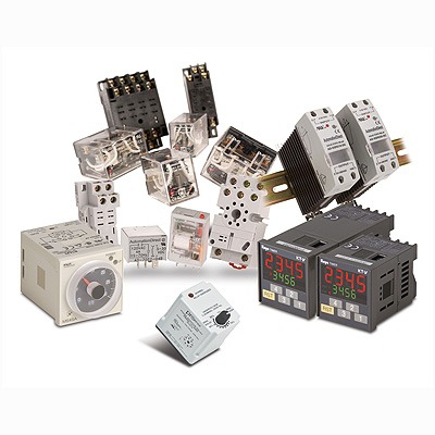 Relay Switches, Timer Relays, And Accessories