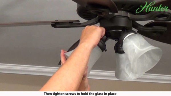Replacing Ceiling Fan With Light On Install Ceiling Fan Light Kit