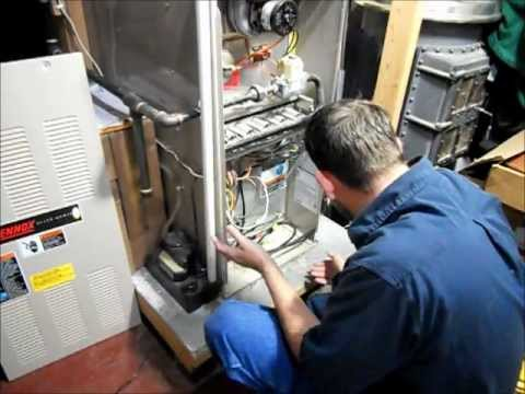 Ricksdiy How To Wire Your Gas Furnace To A Generator Wmv