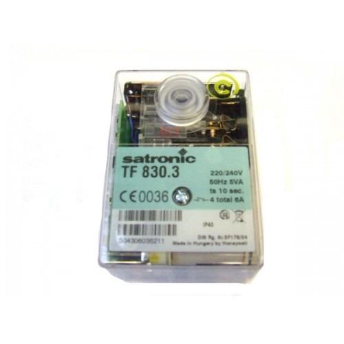 Satronic Control Box Tf830 3 Oil Control 220v 02231