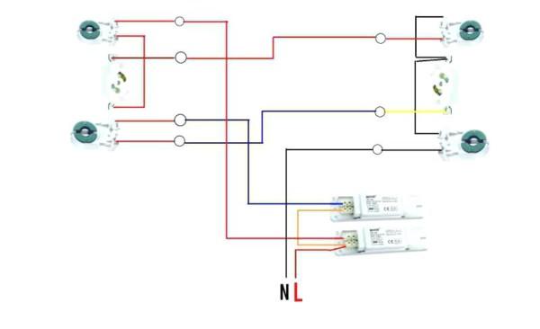 Shop Light Diagram