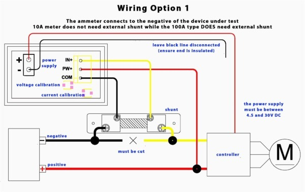 Shunt Trip Breaker Wiring Diagram