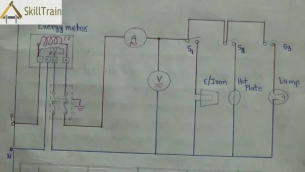 Simple House Wiring