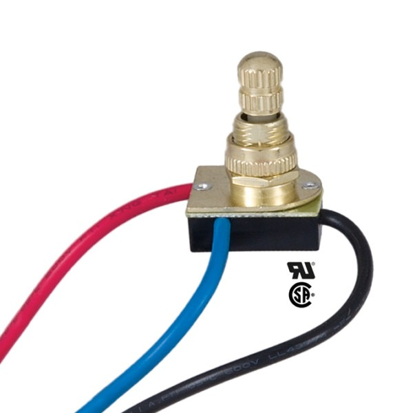 Small Lamp Rewiring