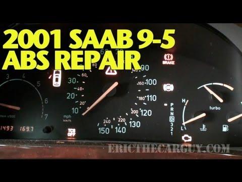 Solving 2001 Saab 9